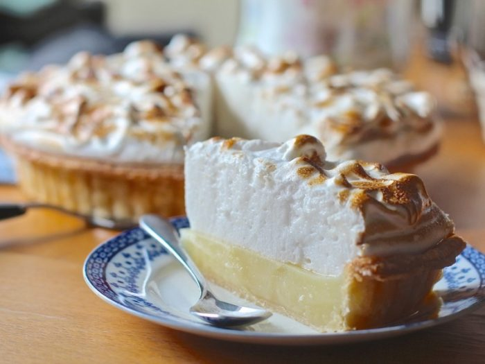 Ultimate Vegan Lemon Meringue Pie
