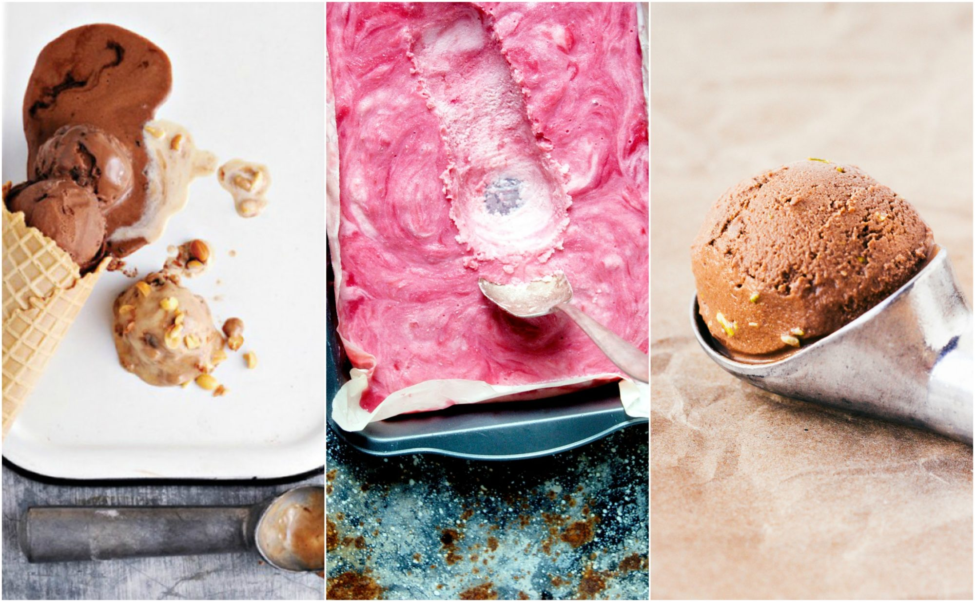 vegan gelato recipes