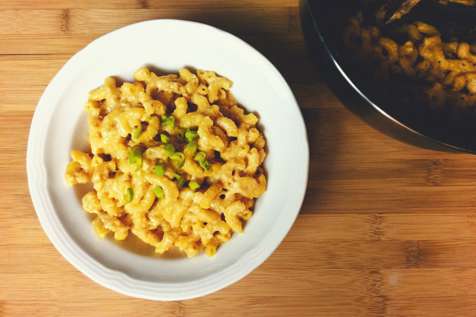 Unbelievable 1-Pot Vegan Mac & Cheese