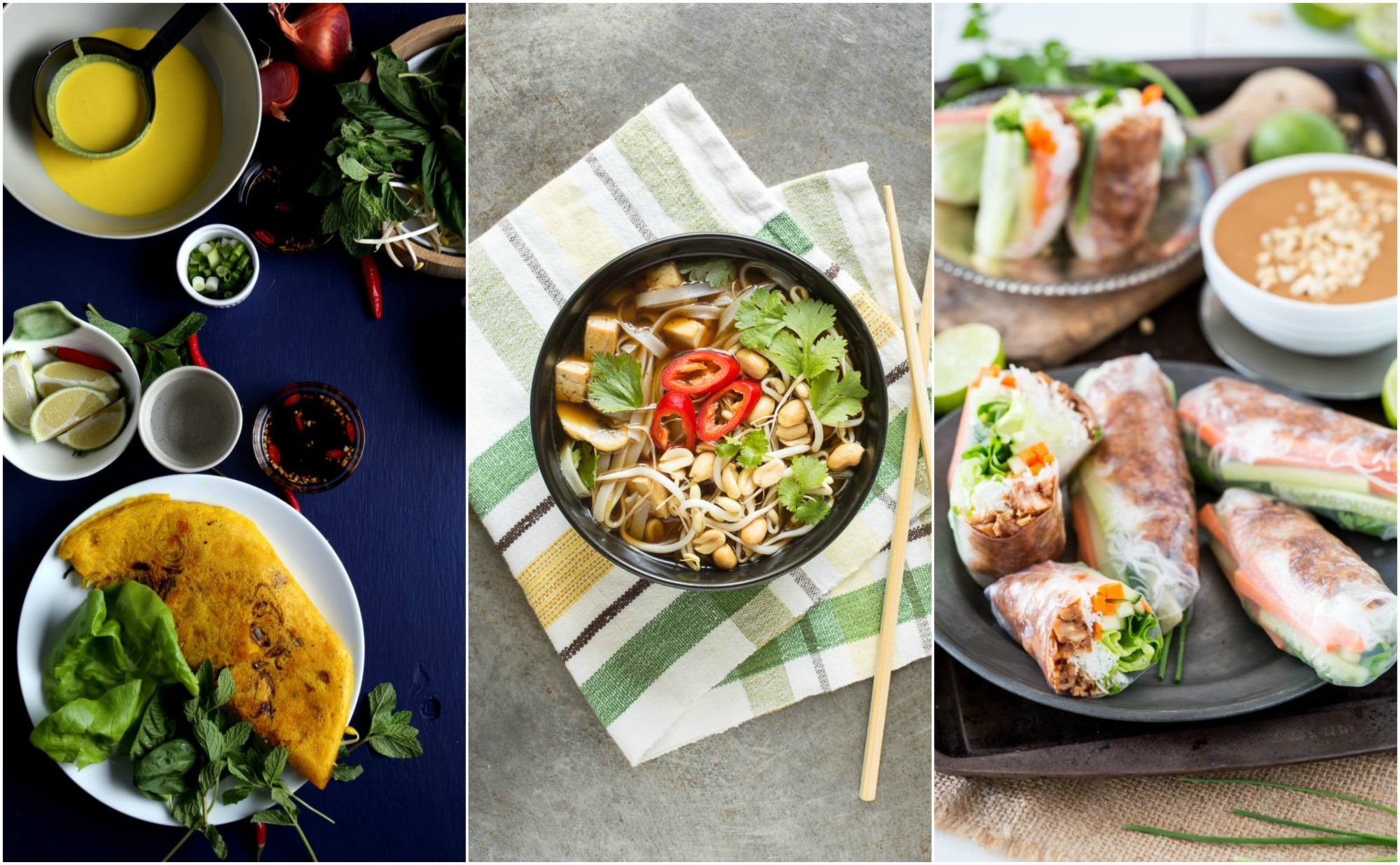 vegan vietnamese recipes