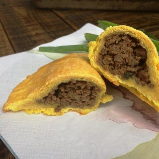Vegan Jamaican Patties