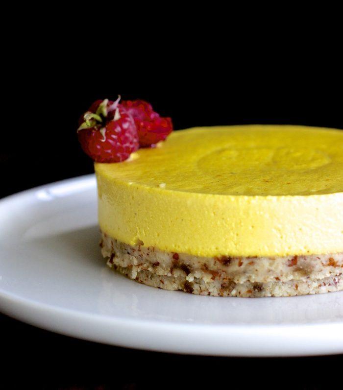Vegan Chia Seed Cake