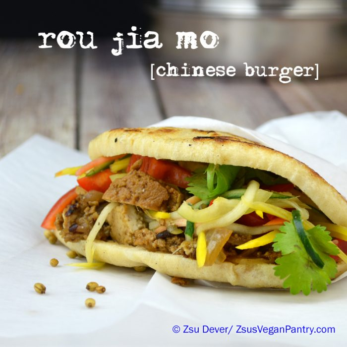 Rou Jia Mo - Chinese Burger