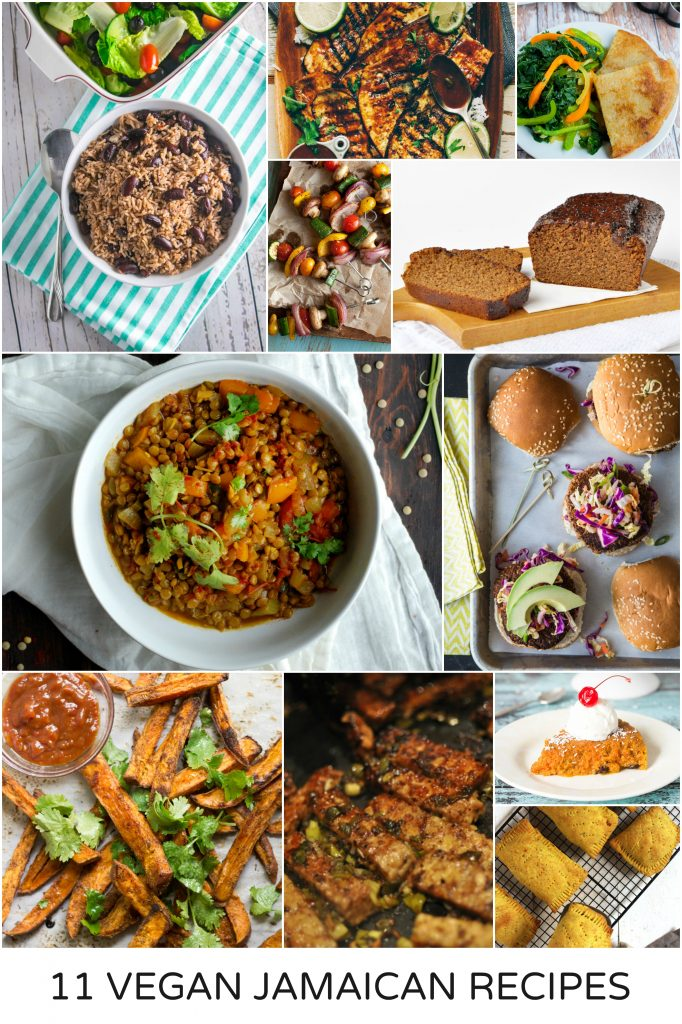 Vegan Jamaican Recipes