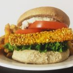 vegan mcdonald's crispy chicken sandwich recipe