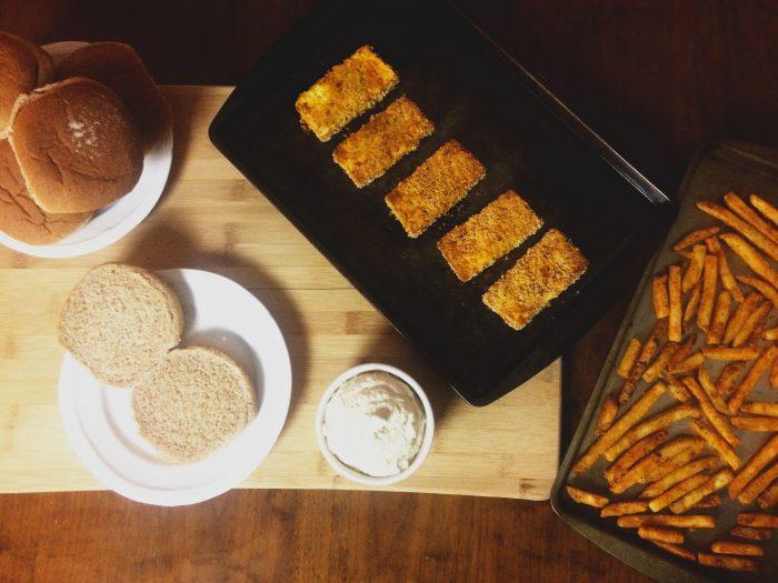 vegan mcdonald's crispy chicken sandwich recipe