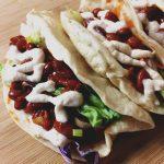 vegan spicy red bean tacos recipe