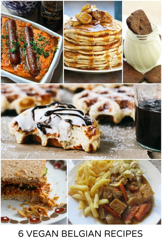 6 Vegan Belgian Recipes