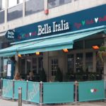 Bella Italia vegan menu items