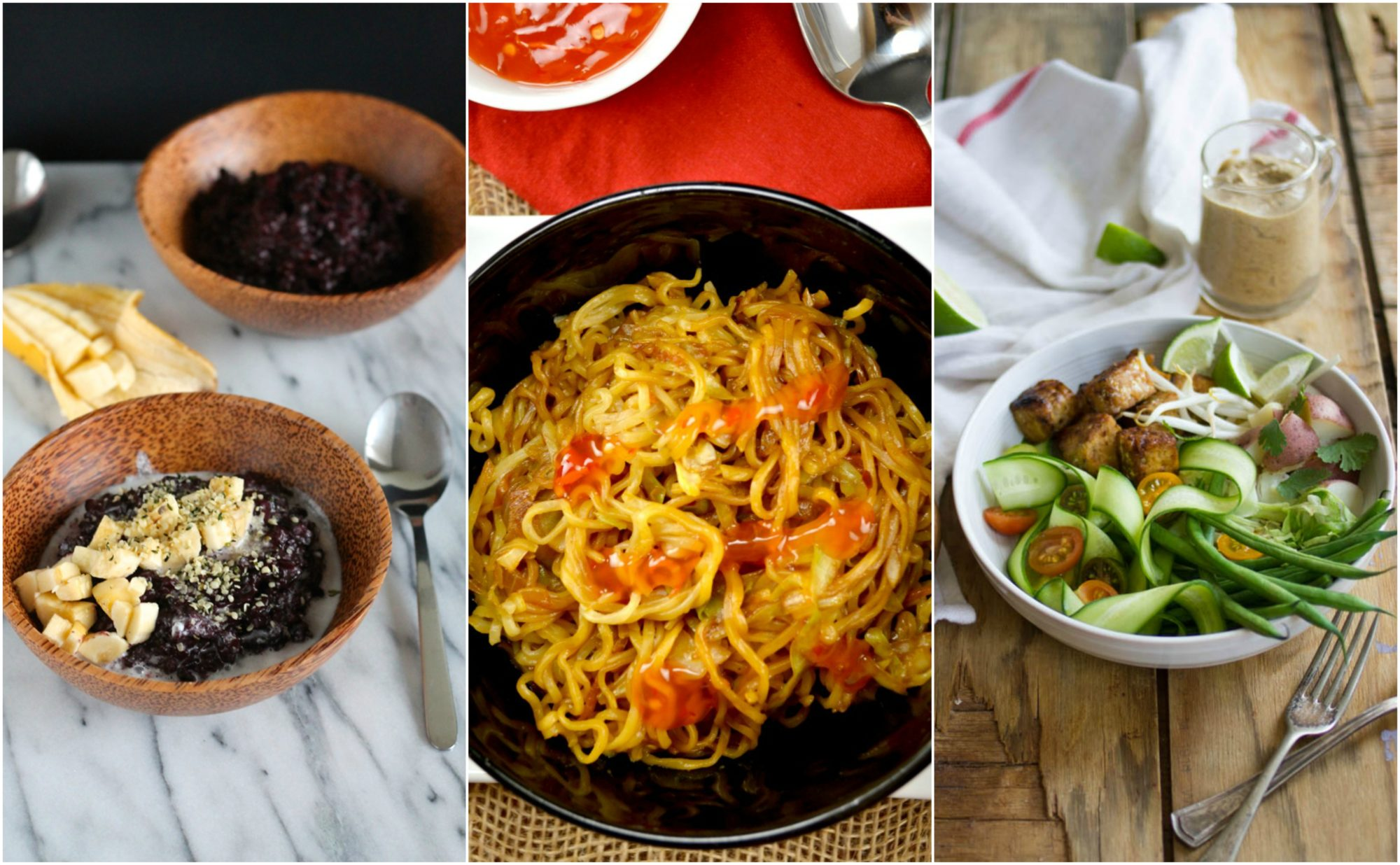 Vegan Indonesian Recipes