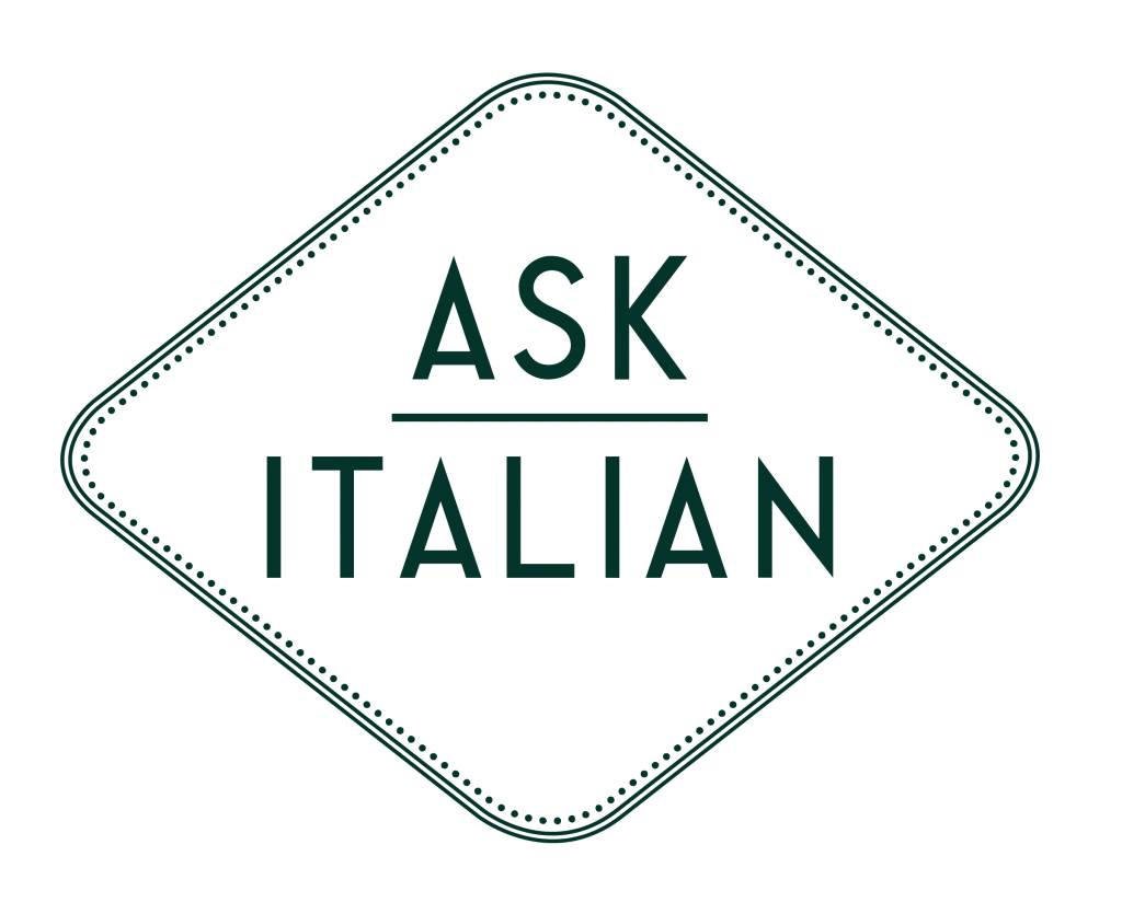 ask italian vegan menu