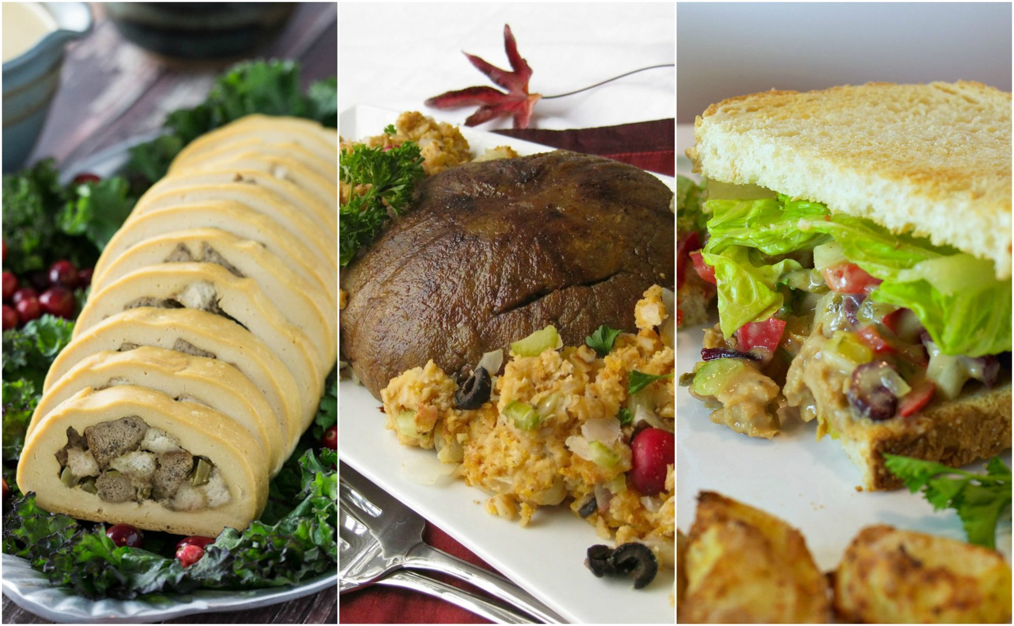 "5 Vegan ""Turkey"" Recipes"