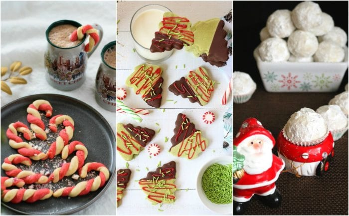 Vegan Christmas Cookies.26 Vegan Christmas Cookies Too Good To Share With Santa