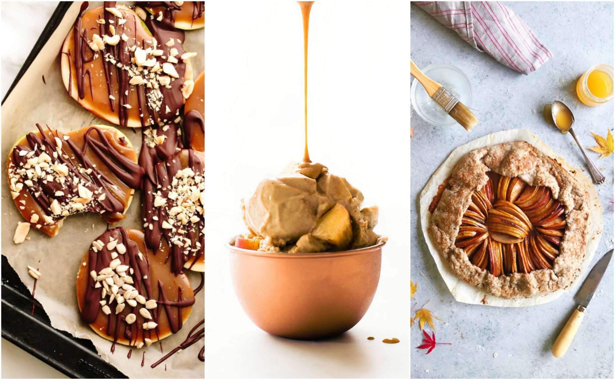 vegan apple desserts