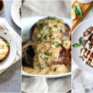 vegan portobello mushroom recipes