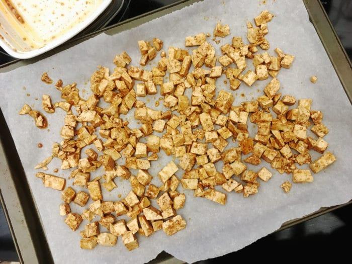 tofu bacon bits recipe