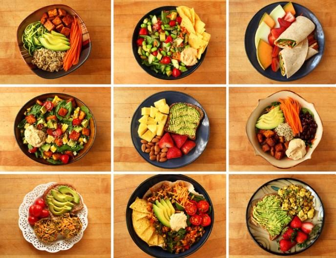 vegan meal plan