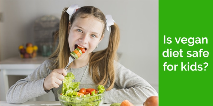 Vegan Diet For Kids