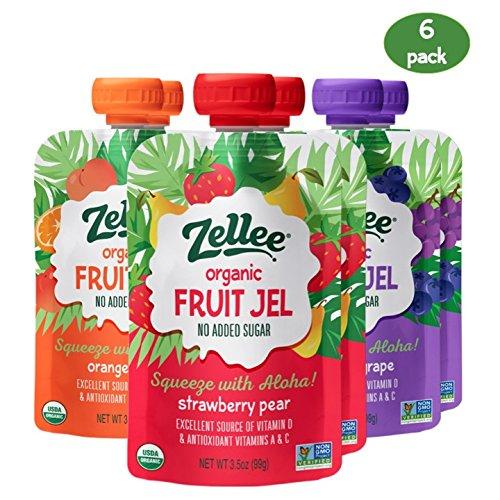 Fruit Jel - is jello vegan