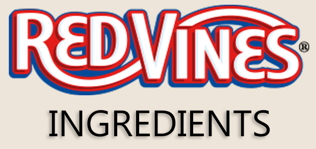 red vines ingredients